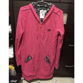 粉紅控快進來❤️ BSX薄長版外套