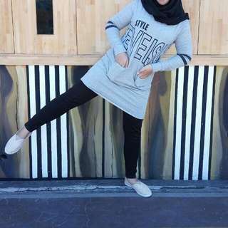 Sweater Abu Abu
