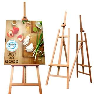 Easel Stands For Rent! Suitable For Weddings, Exhibitions, Promotions Etc.