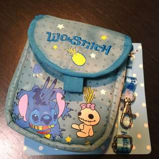 Lilo & Stitch Digital Camera Bag