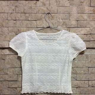 Kaos Putih Thailand