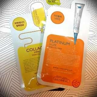韓國MediHeal Beauty Clinic Essential Mask