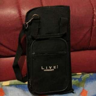 Live Drumstick Bag
