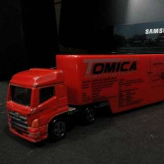 Tomica Race Car Truck