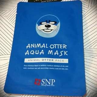 SNP Animal Maak (海豹補濕)