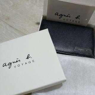 Agnes B. card holder