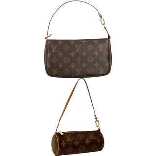 i am looking for LV clutch @ small bag / pouch