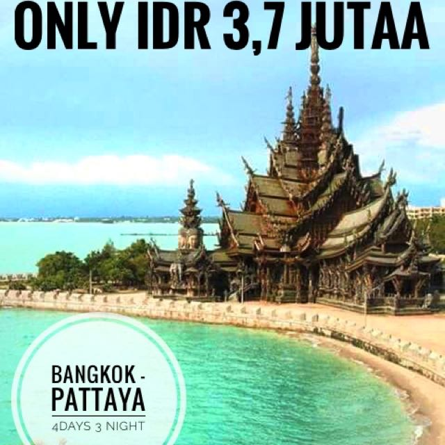 4day3night Travel Bangkok Pattaya