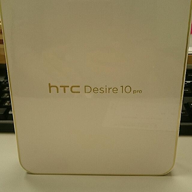 尾牙抽中 HTC Desire 10 pro 64g 白色