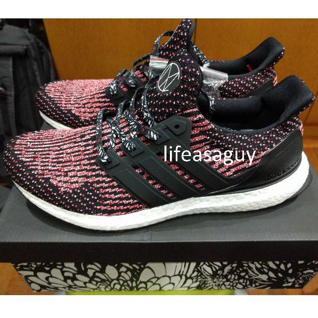 differently ceb40 2dc70 Adidas Ultra Boost 3.0 CNY BB3521 UK8.5, Men's Fashion ...