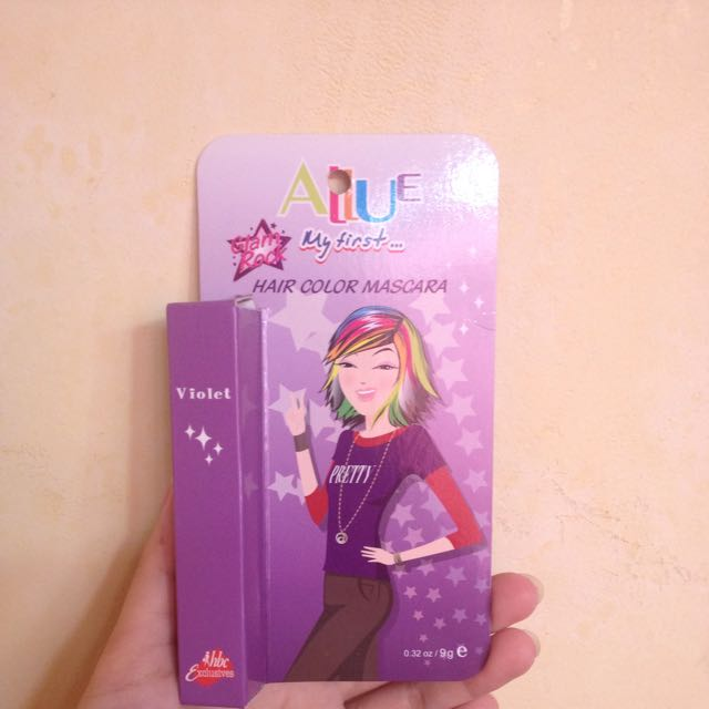 Allue Hair Color Mascara