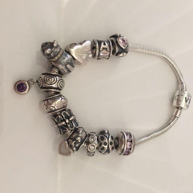 Amadora Charm Bracelet