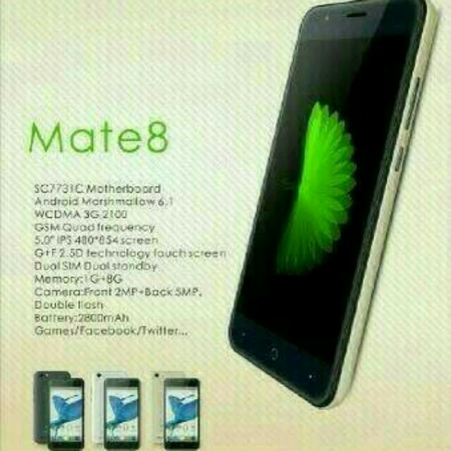 Android Brandcode Mate8