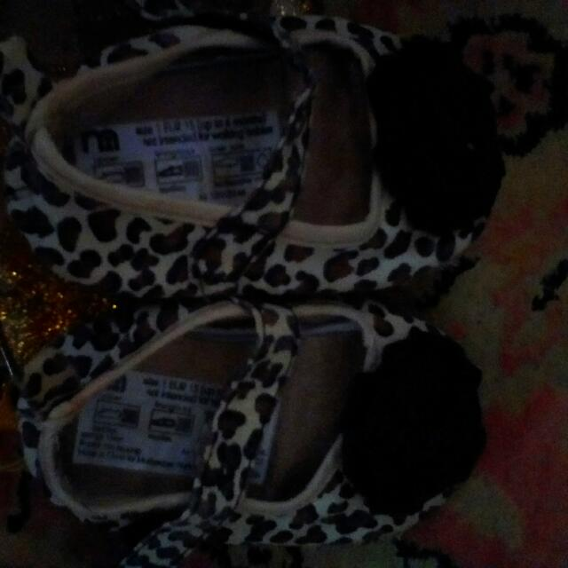 Baby Shoes Upto 6 Mos