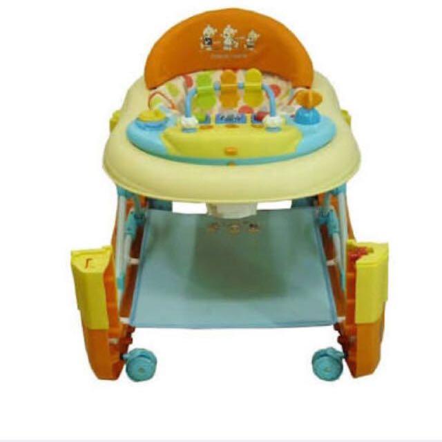 Baby Walker Pliko B/W 3188 T