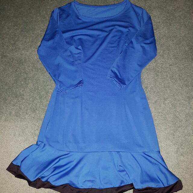 Blue Dress Size Small