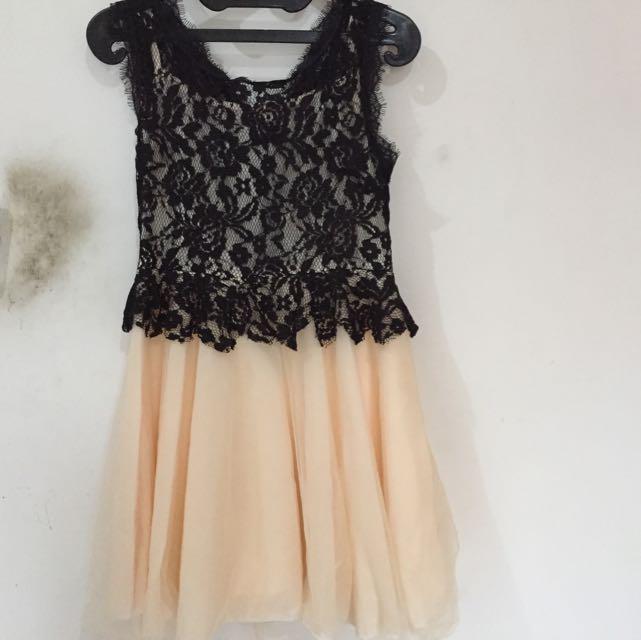 brokat dress