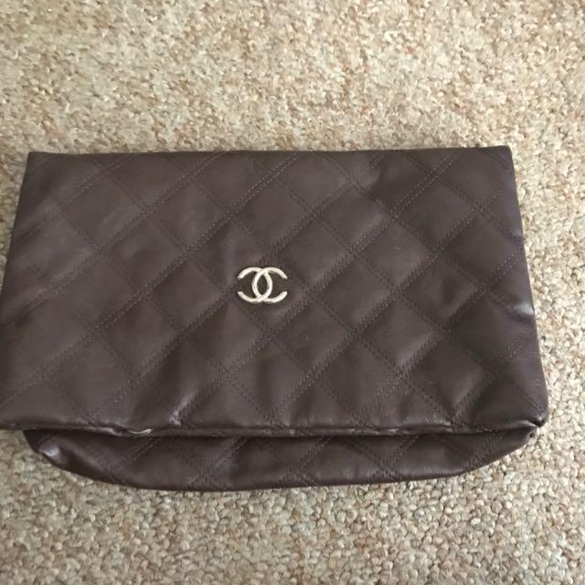 Brown Chanel Bag