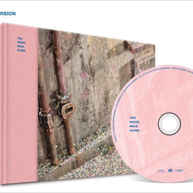 BTS Wings Repackaged Album