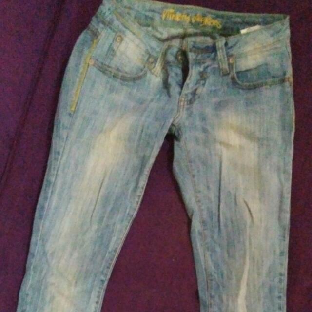 Calana Jeans Ninty Degres