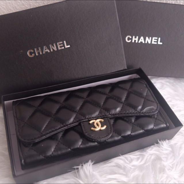 Channel Wallet Semi Premium