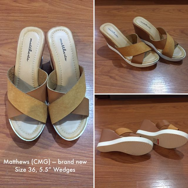CMG Wedges Size 5