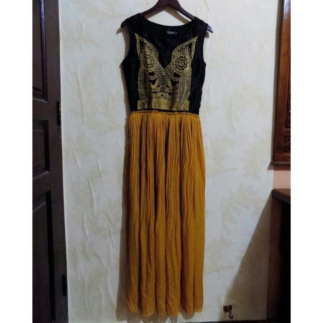 CUCI GUDANG 🎉🎉 Long dress bangkok
