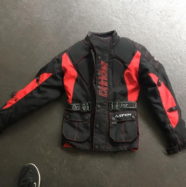 Dririder Jacket! Size Small