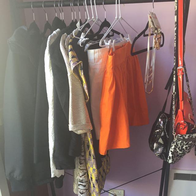 Frame Rack Clothes