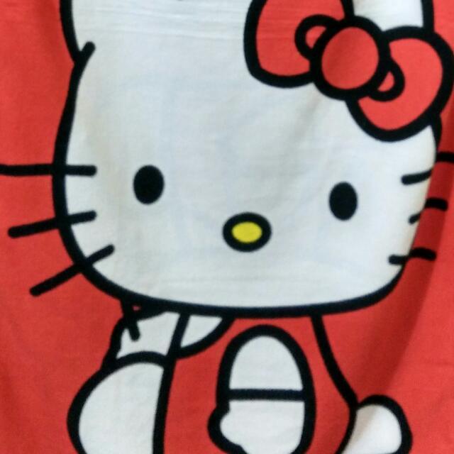 Handuk HK merah