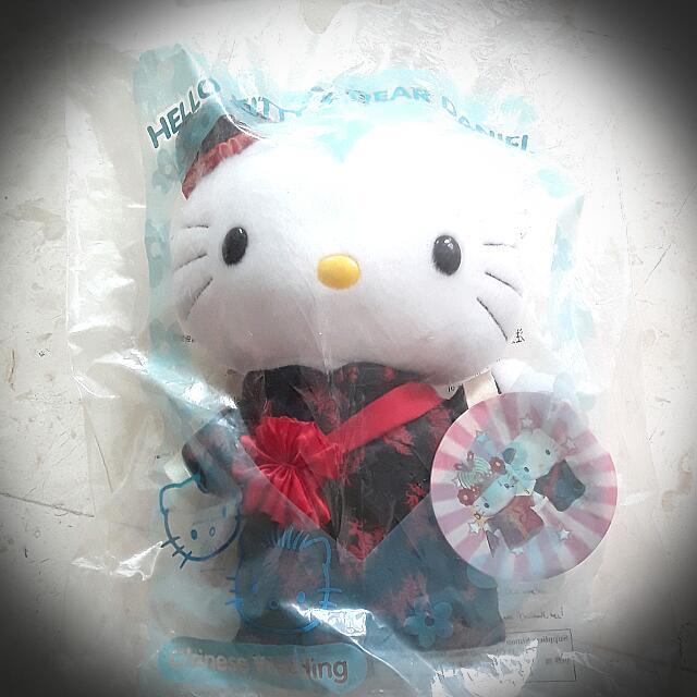 💑Hello Kitty & Dear Daniel Wedding Couple💖