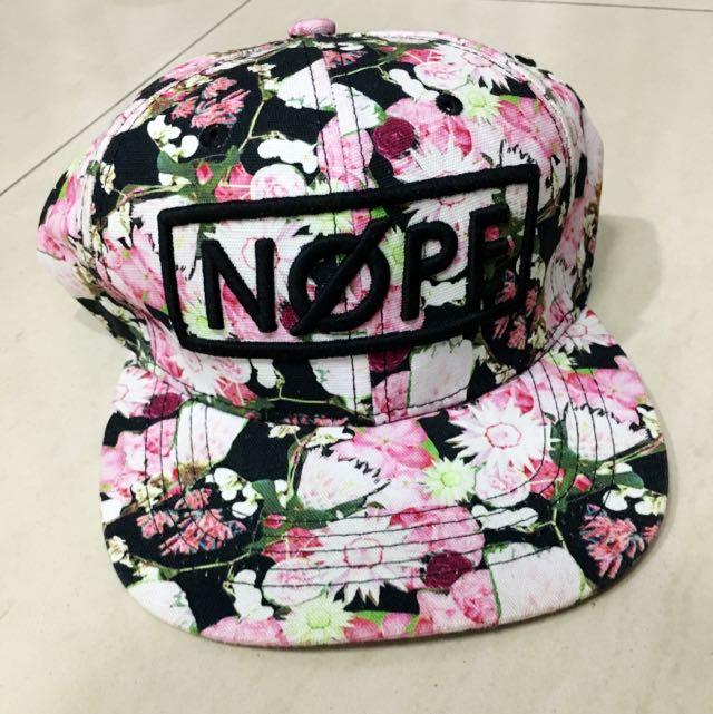 H&M Floral Hat