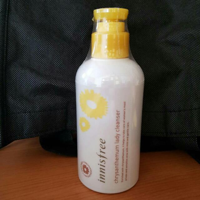 韓國innisfree菊花女性私密清潔劑