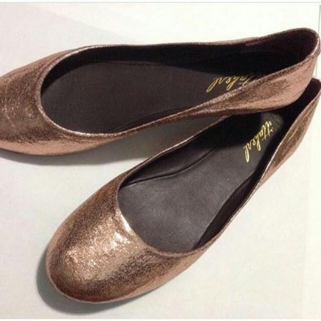 Ittaherl Flat Shoes