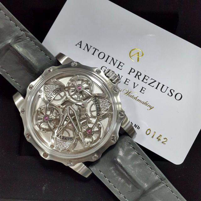 Jam Tangan Pria Antoine Preziuso Clone