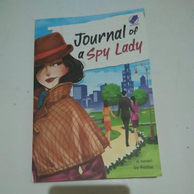 Journal of Spy Lady - Novel