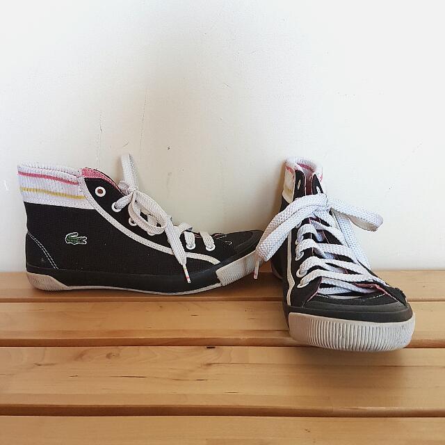 Lacoste High Rise Sneaker