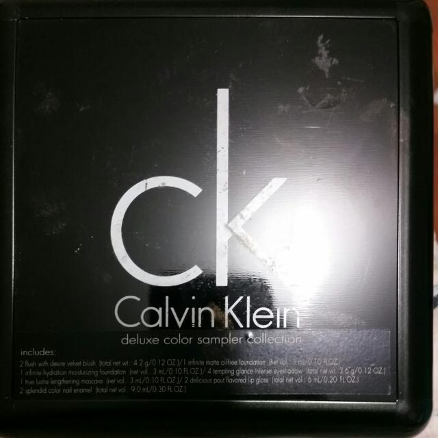 Limited Addition Calvin Klein Makeup Kit