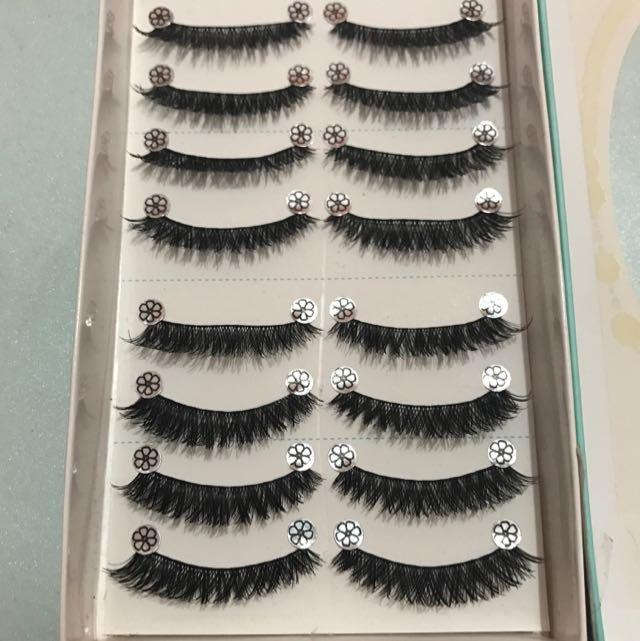 Litfly Eyelash #303 8 Pairs