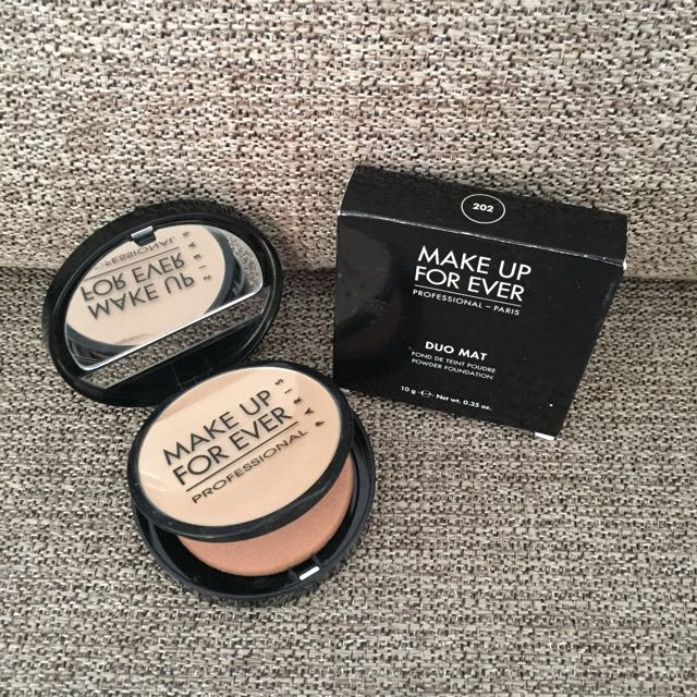 MakeUp Forever Duo Mat Compact Powder