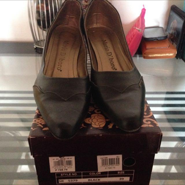 Mario D Boro Shoes