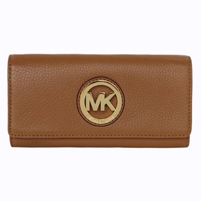 MK皮夾MICHAEL Michael Kors 皮包皮夾皮件