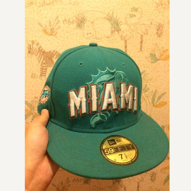 New Era 59FIFTY NFL DRAFT MIAMI