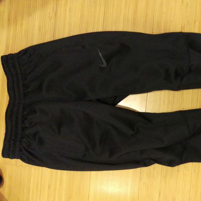 Nike運動 黑色 褲子