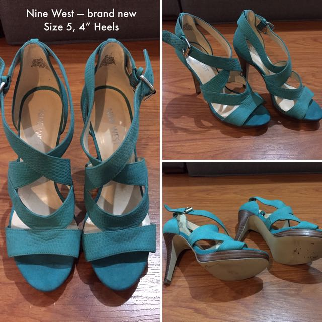 Nine West Sandals Size 5