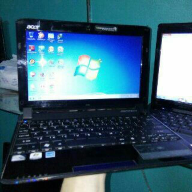 Notebook Acer Aspire one n450.