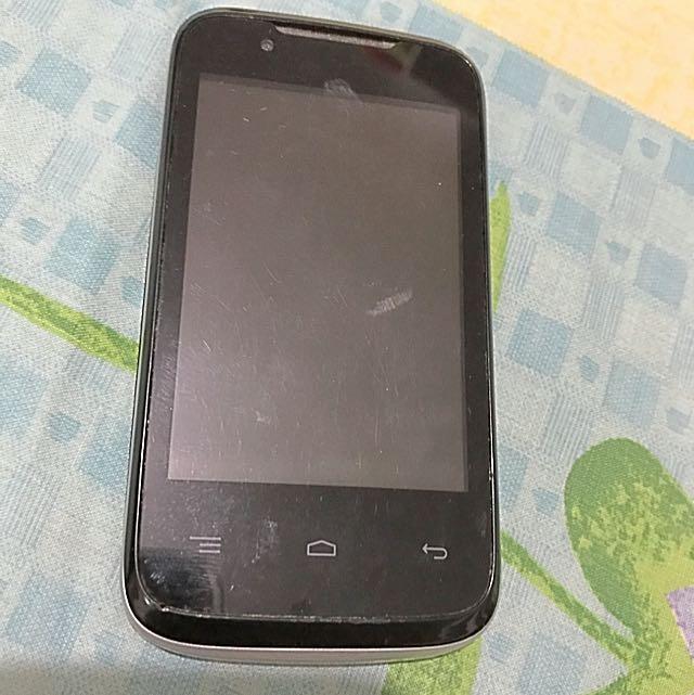 O+ SPARE PHONE