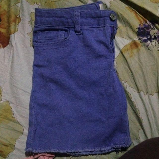 Old Navy Purple Shorts