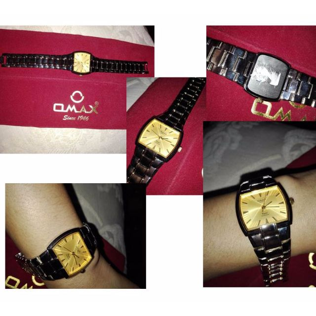 OMAX SA Watch now PHP1,000 FREE Shipping
