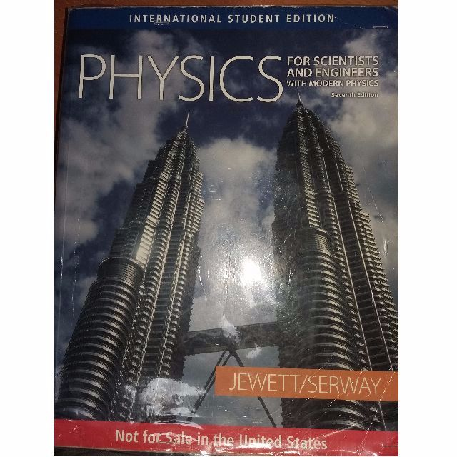 Physics For Scientist And Engineers With Modern Physics 7th Edition